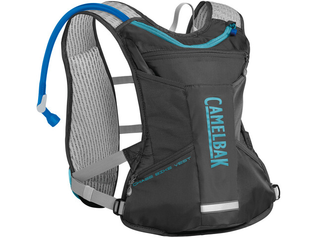 CamelBak Chase Bike fietsrugzak 1,5L Dames, charcoal/lake blue